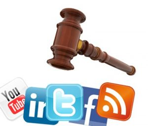 personal injury clients social media