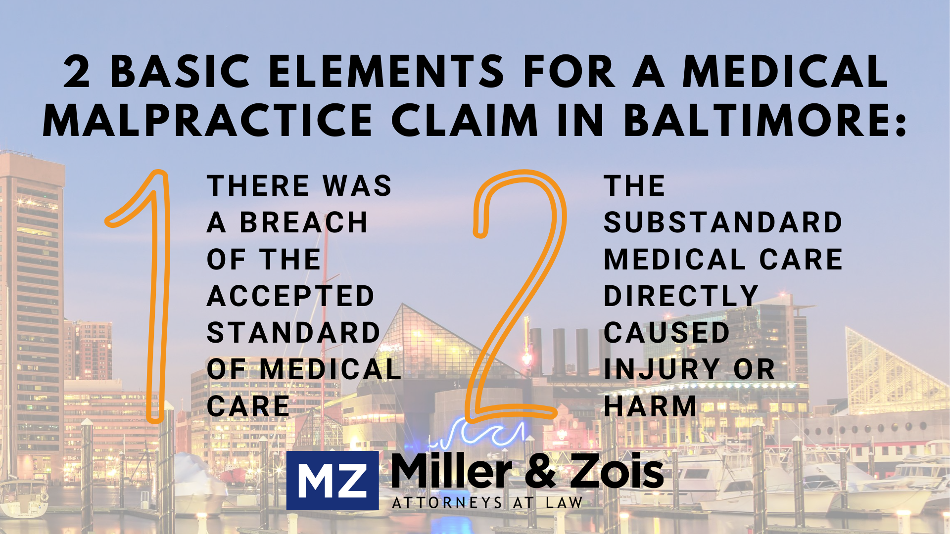 Baltimore medical malpractice