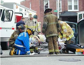 spinal injury accident