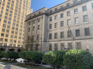 Image of Baltimore Mitchell Court House