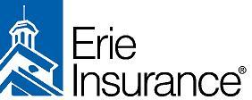 States erie insurance writes in
