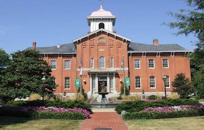 Frederick County's Courthouse