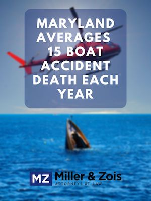 Maryland boating accidents