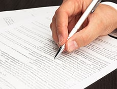 Medical Malpractice Fee Agreement