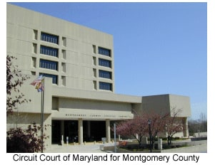 Personal Injury Claims in Montgomery County Maryland