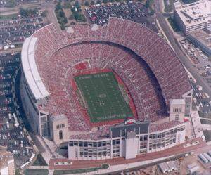 Ohio Stadium, Go Buckeyes!