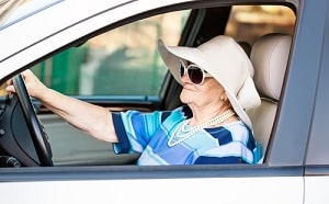 Elderly Driving Accidents