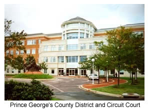 Prince George's County District and Circuit Court
