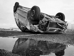Maryland Rollover Car Accidents | Law Offices of Miller & Zois