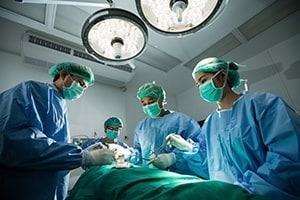 Surgical Knee Replacement